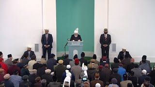 Fjalimi i xhumas 08-05-2015: Perla urtësia nga Hazret Kalifi i Dytë r.a.