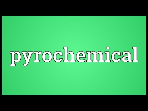 Header of pyrochemical