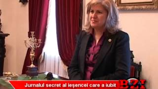 Jurnalul secret al iesencei care a iubit un mare politician roman