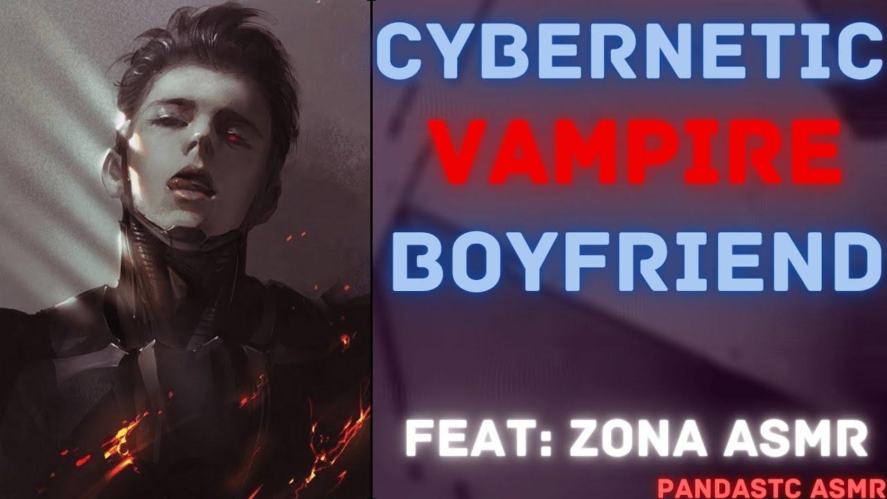 [ASMR] A Very Bad Purchase in 2077 [MF4F] • [Cyborg] • [Vampire Feeding]