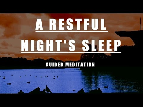 Hypnosis for sleep, insomnia, relaxation, well being and balance