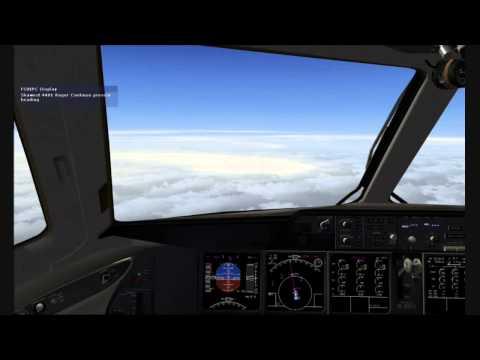 FSX FedEx MD-11 (PMDG) CYYZ to KMEM