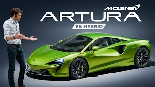 NEW McLaren Artura: FIRST LOOK | Carfection 4K