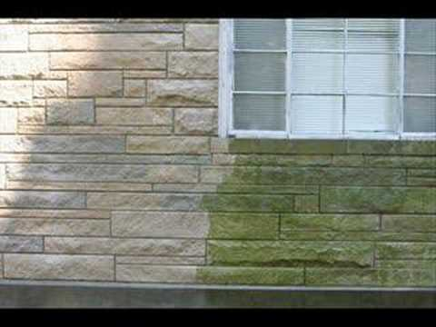 Roof Cleaning And House Washing Lexington Ky Youtube