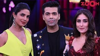 Priyanka Chopra & Kareena Kapoor Khan to get candid on Koffee with Karan