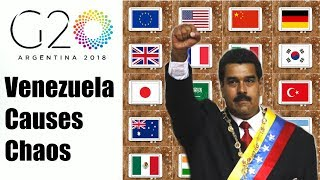 G20 Forum | Venezuela ICO Controversy | BTC Death Cross | Announcements