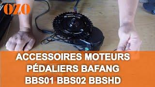 Accessoires pour moteur pédalier Bafang BBS01 BBS02 BBSHD
