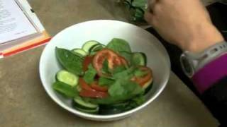 Mozzarella, Cucumber, Tomato, And Basil Salad Recipe