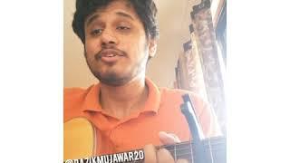 Gambar cover Fursat hai aaj bhi Acoustic Cover By Razik Mujawar