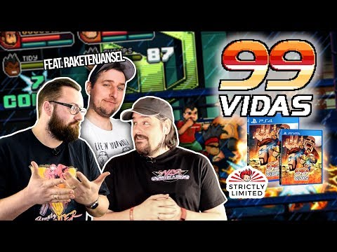 99 VIDAS von Strictly Limited Games | Was sagt das Commando dazu? | feat. Raketenjansel