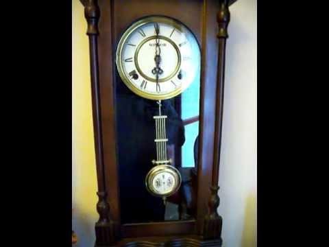 orologio a pendola sondor - YouTube