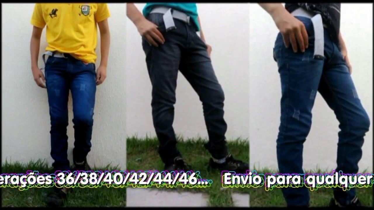 b8dca97fd589c Compre 10 calças masculinas com lycra pelo whatsapp 85 98773 4877 Meu site  vendoatacadocom - YouTube