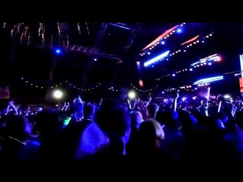 EDC 2012 - Dash Berlin | Trance & Fireworks!