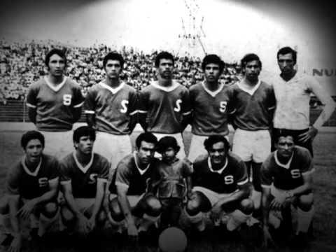 El Estadio Nacional: Saprissa vs. Santos