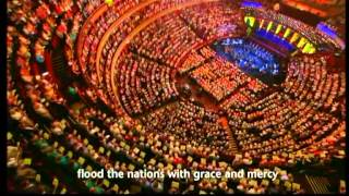 SHINE, JESUS SHINE BIG SING at ROYAL ALBERT HALL,LONDON  30 12 2012