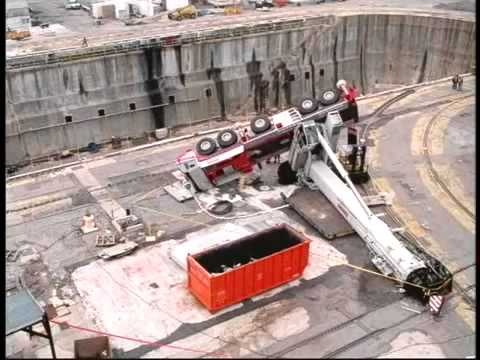 MOBILE CRANE SAFETY