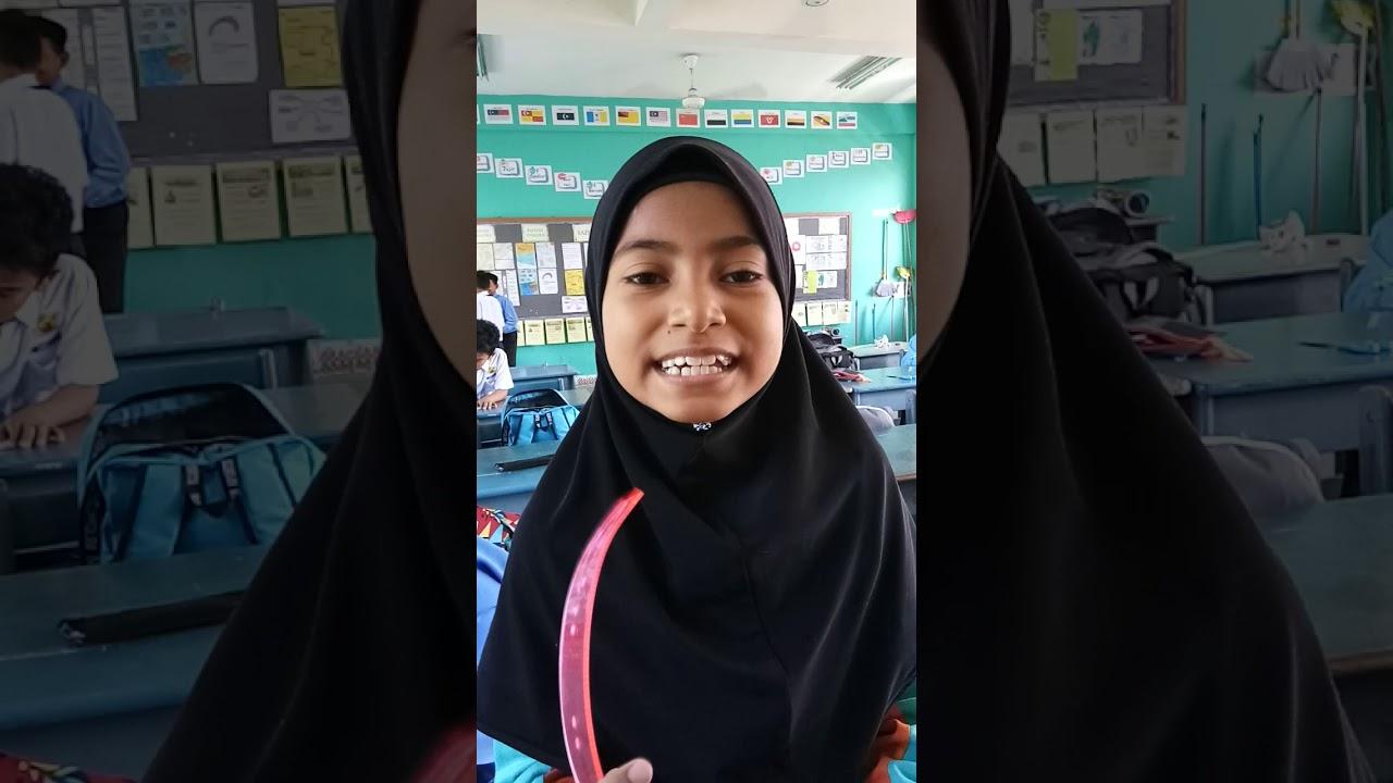 Aisy Dayini 4C 2018 Hafal 28 Kalimah Arabiah - YouTube