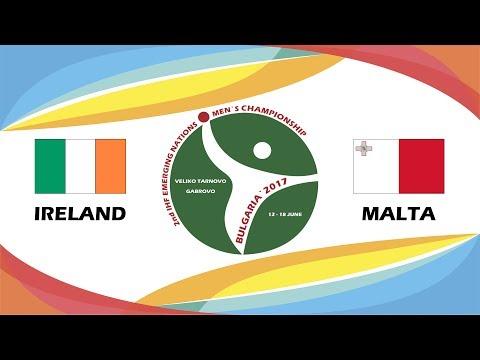 IRELAND - MALTA