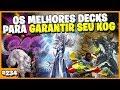 MELHORES DECK PRA GARANTIR SEU REI DOS JOGOS - Yu-Gi-Oh! Duel Links