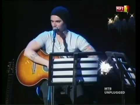 МТВ Unplugged - Мартин Србиноски