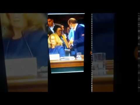 Dr. Ford's Attorney and Representative Lee's Secret Envelope Exchange