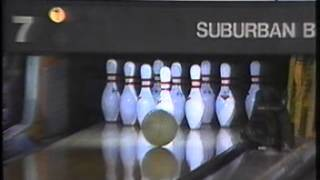 Hudy Delight KIng Of TV Bowling Scott Kramer Vs. Trey Seibel Cincinnati Ohio