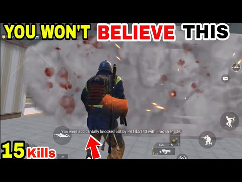 YOU WON'T BELIEVE WHAT HAPPENED (15kills) •PLAYING WITH RANDOM PLAYERS