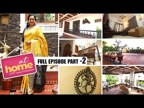 At Home with Thamizhachi Thangapandian - PART 2 | I used to cook non-veg for my husband