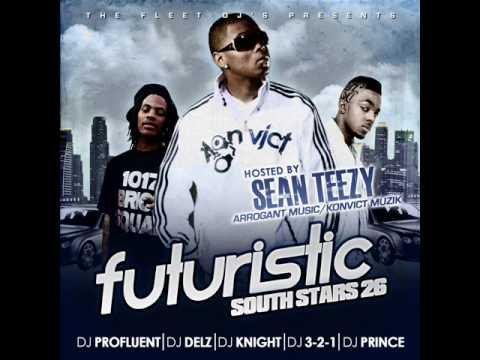 "SYI ARI DA KID - ARROGANT MUSIC FLEET DJ's FUTURISTIC SOUTH STARS ""FREESTYLE"""