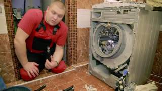 Замена насоса на стиральной машине LG(Видео подробно показывает как заменить насос в стиральной машине LG на 8кг. Как бонус Вы еще увидите как заме..., 2016-11-03T16:15:15.000Z)