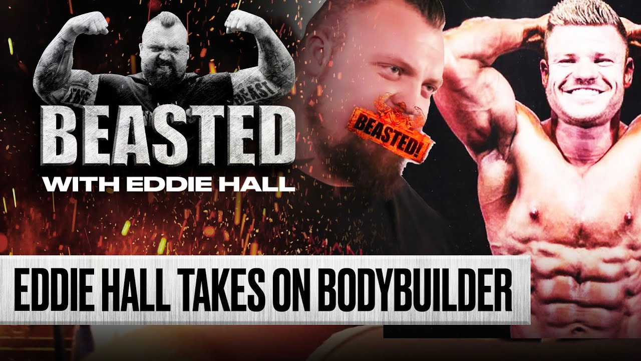Eddie Hall Pushes Bodybuilder To Breaking Point | BEASTED | SPORTbible