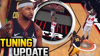 Sharpshooter Armaggedon? Old Tuning Update Changed Pro Am - NBA 2K17 Pro Am Gameplay
