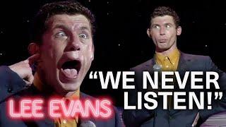 Blokes Never Listen! | Lee Evans
