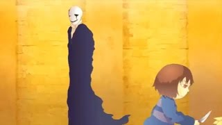 Top 5 GASTER Undertale Animations 2 HD