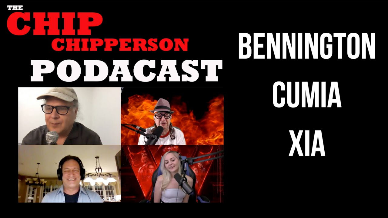 The Chip Chipperson Podacast 202 - BELLY BUTTON BLUES