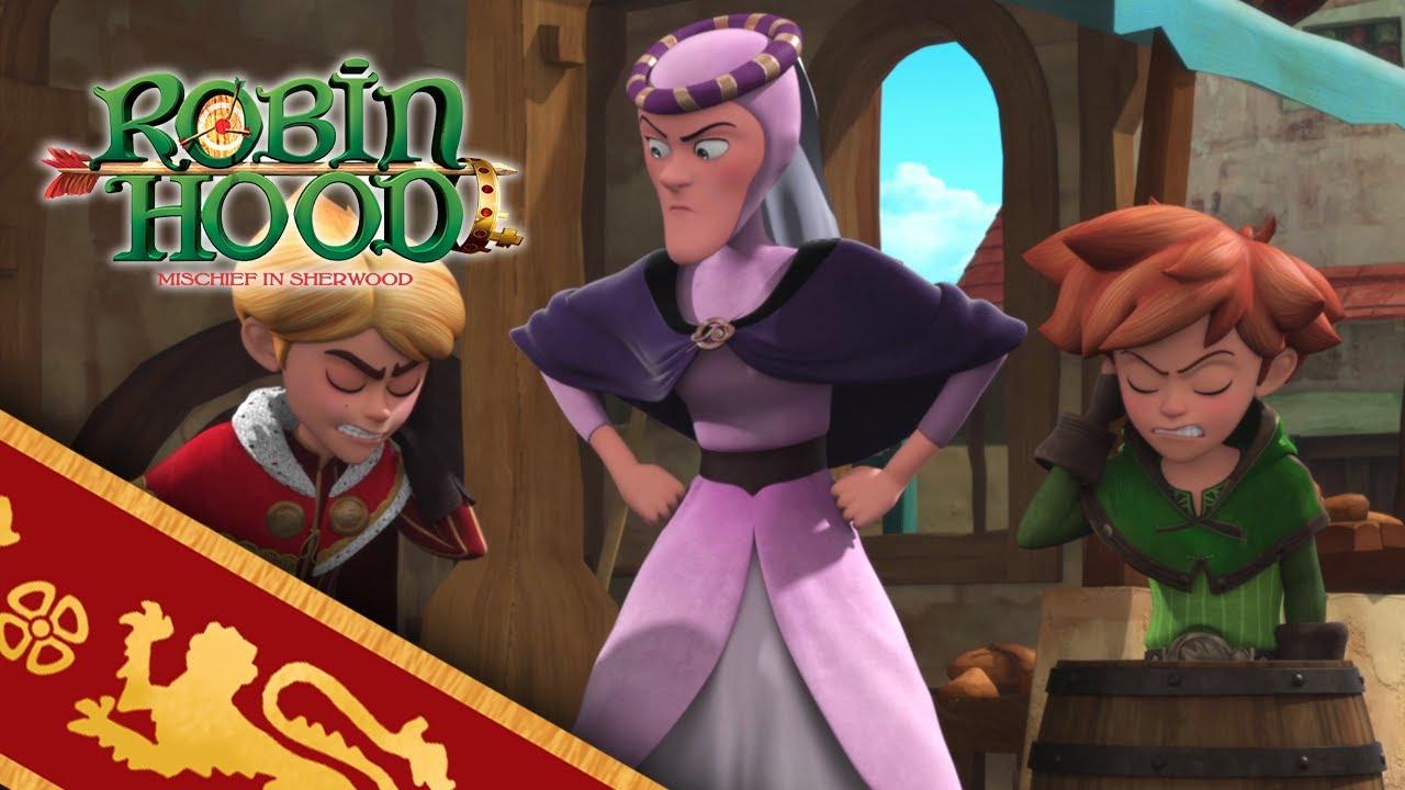 Download ROBIN HOOD 🏹 Robin the gentleman 👑 Season 2