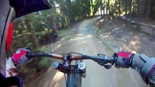 GoPro HD HERO camera_ Mountain Bike Clip