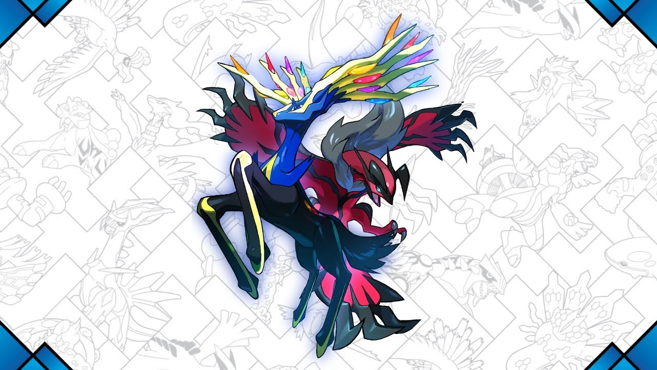Add xerneas or yveltal to your pok mon game in the year of - Legendaire shiney ...