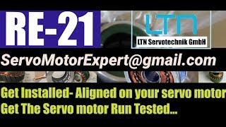 RE-21 RE 21 RE21 Align Adjust Install on Servo Motorson Servo Motors India/ UAE- Dubai