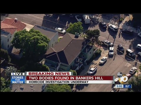 Two bodies found in Bankers Hill