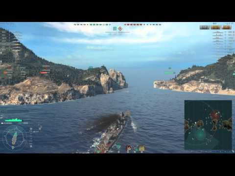 [WoWs ]Action stations 12