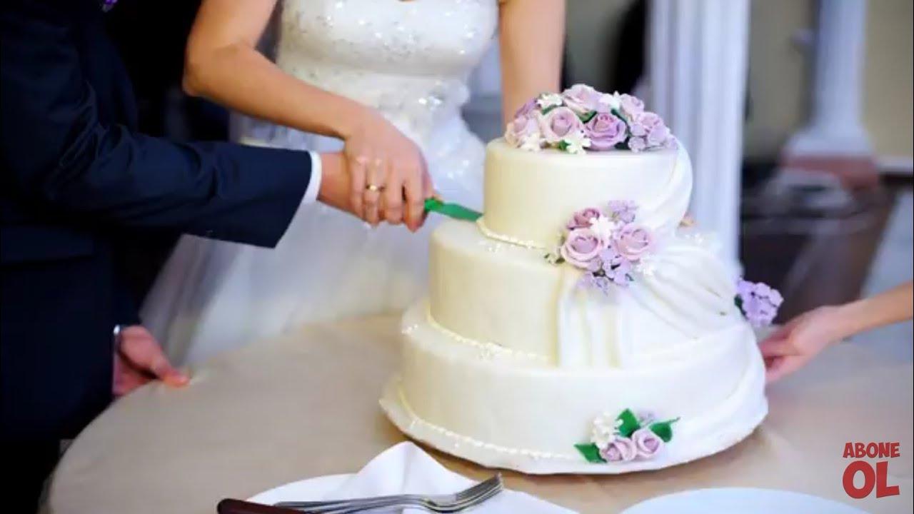 Toy Tortlari Wedding Cakes Dugun Pastalari Svadebnye Torty Youtube