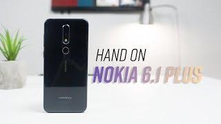 Mở hộp & đánh giá nhanh Nokia 6.1 Plus