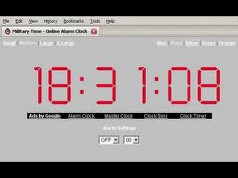 How to create a live clock or real time on form: MS Access 2010
