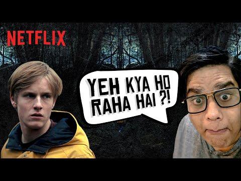 @Tanmay Bhat Reacts to DARK   Netflix India