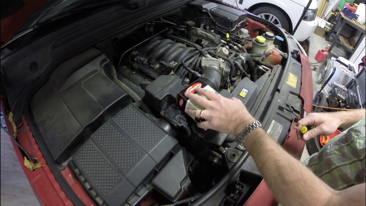 Land Rover LR3 - System Too Lean Check Engine Light (P0171 - P0174)