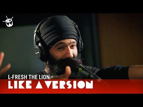 L-FRESH The LION covers Panjabi MC and Fresh Prince Of Bel Air for Like A version