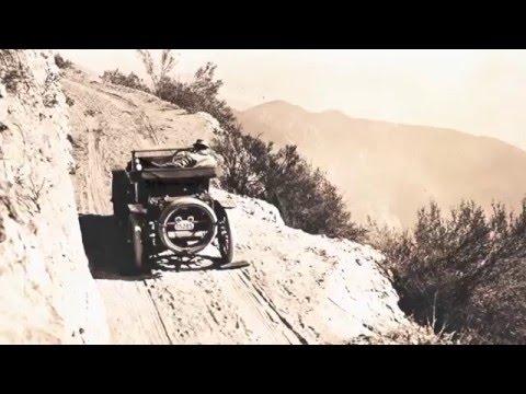 Road to Mt. Wilson