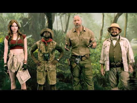 Early ing of Jumanji: Welcome to the Jungle for Prime Members