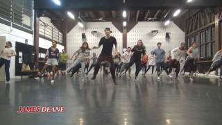 if it ain t love jason derulo   choreography by james deane